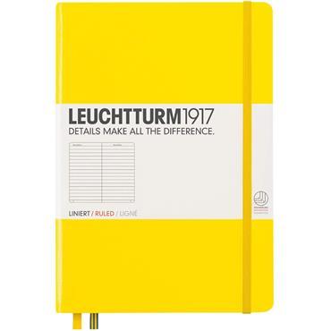 Lemon, Medium, 251 p., ruled