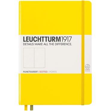 Lemon, Medium, 251 p., dotted