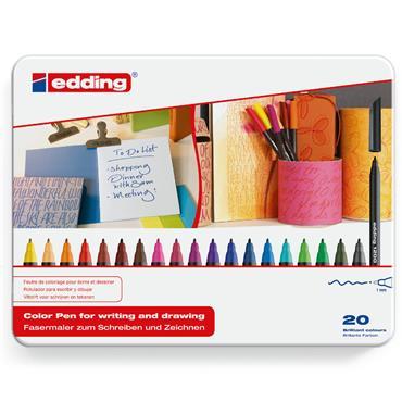 edding 1200 Tin of 20