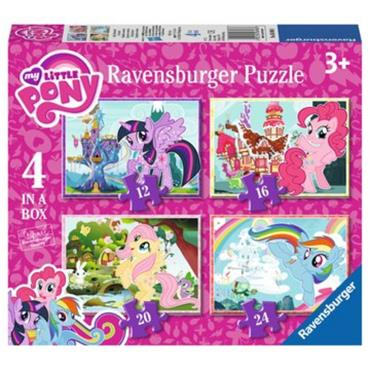 MY LITTLE PONY 4 IN A BOX