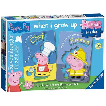 Peppa Pig -  My First Puzzles Jigsaw