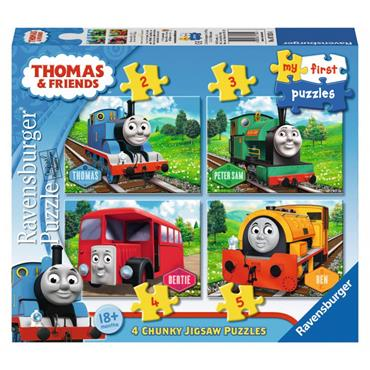 Thomas & Friends My First Puzzles (2,3,4,5pc)