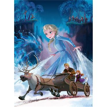 Frozen 2: Mysterious Forest 20
