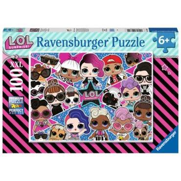 LOL Surprise -  XXL 100 Piece Jigsaw Puzzle