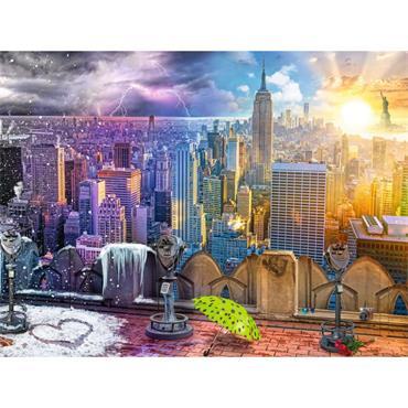 Seasons of New York 1500