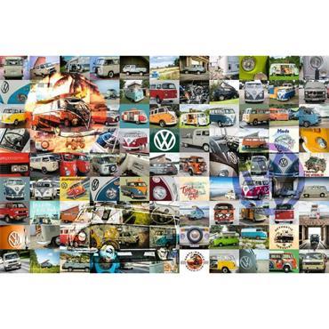 99 VW Campervan Moments   3000