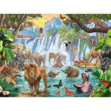 Waterfall Safari    1500