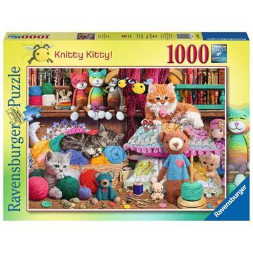 Knitty Kitty! 1000p