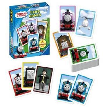 TL:Thomas&Friends Card Gam.EN