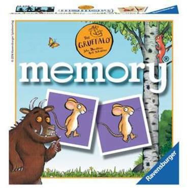 Gruffalo memoryminiDFI