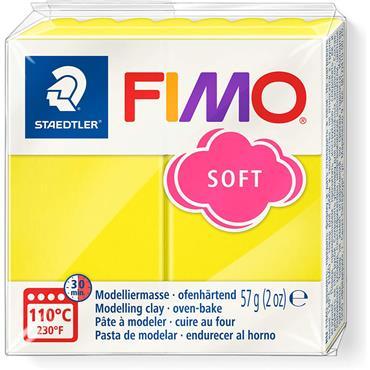 Mod. clay Fimo soft lemon