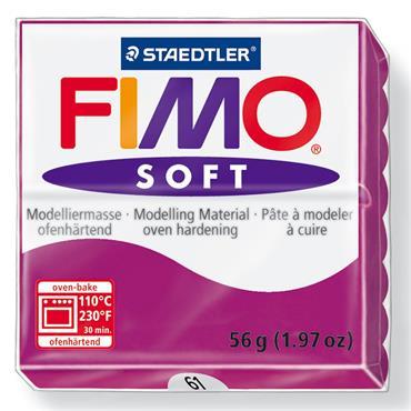 Mod. clay Fimo soft purple