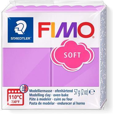 Mod. clay Fimo soft lavender