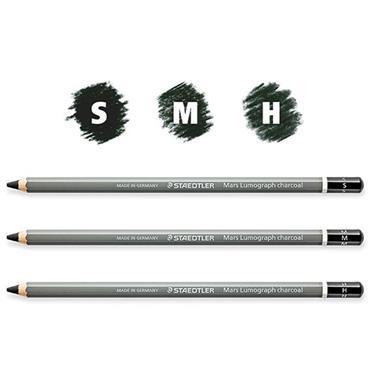 CHARCOAL LUMOGRAPH BC 100% PEFC