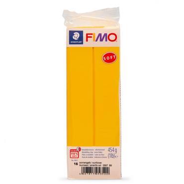 Mod. clay Fimo soft 454g sunflower