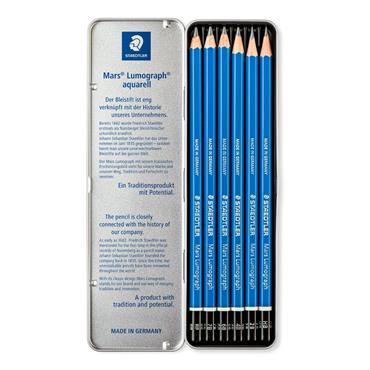 Pencil Mars Lumograph x6 100% PEFC