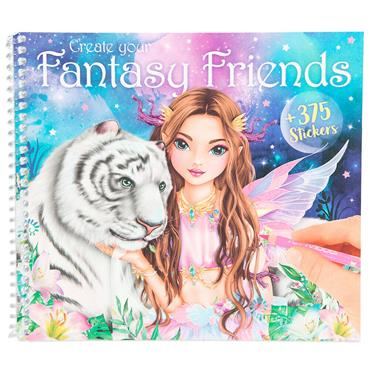 Create your Fantasy Friend