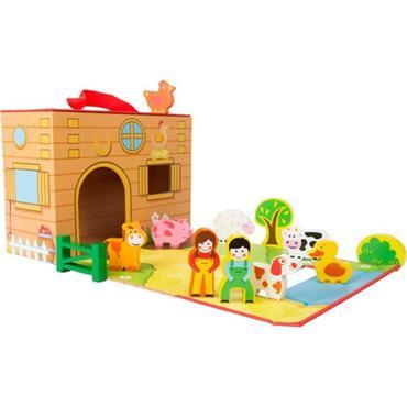 Farm Themed Play Set