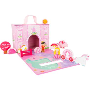 Princesses Castle Themed Play