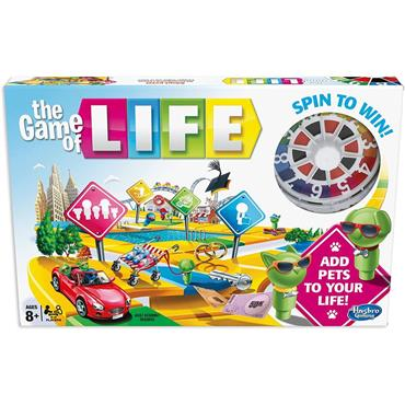 GAME OF LIFE NEW EDITION