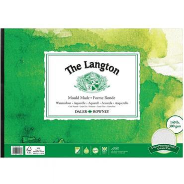 Langton WC CP Pd A3 300g 12sh
