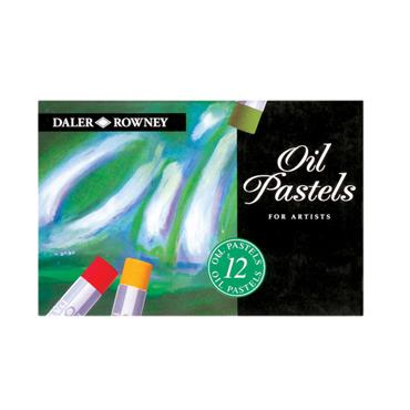 ARTISTS OIL PASTEL SET 12