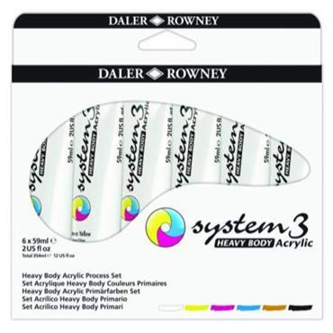 SYSTEM3 HB 6X59ML STARTER SET