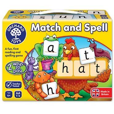 Match & Spell