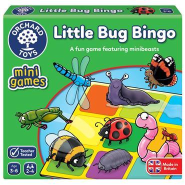MINI GAME Little Bug Bingo