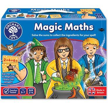 MAGIC MATHS
