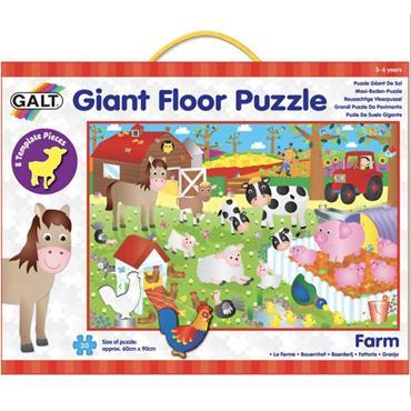 GIANT FLOOR PUZZLE - FARM