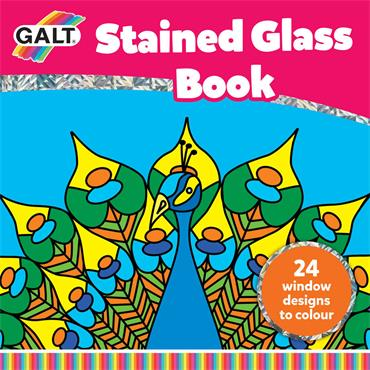 Stained Glass Book
