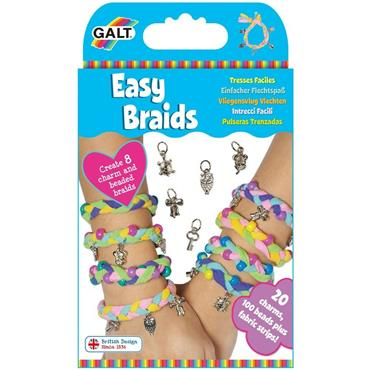 EASY BRAIDS - ACTIVITY PACK