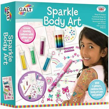Sparkle Body Art