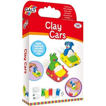 Clay Cars
