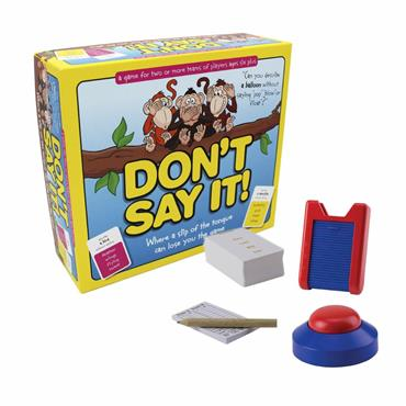 Dont Say it