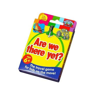 Are We There Card