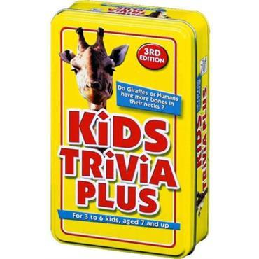Kids Trivia Plus 3rd Edition