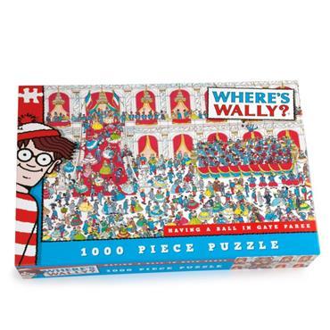 Wally Gaye Paree1000pc