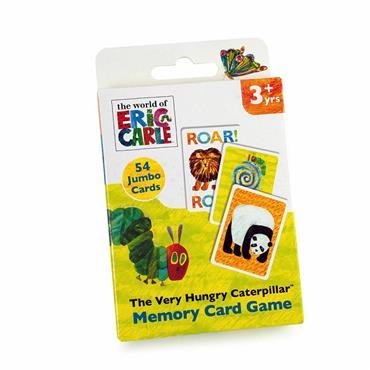 Very Hungry Caterpillar Card
