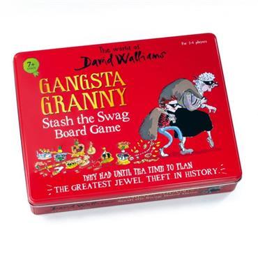Walliams Gangsta Granny Board