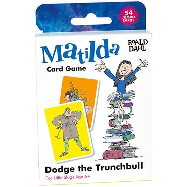 R Dahl Matilda Card Game