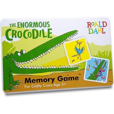 R Dahl Enormous Croc Memory
