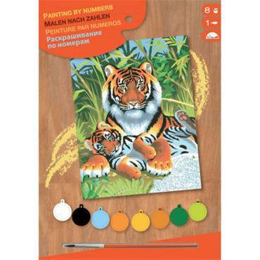 KSG PBN Med Tiger