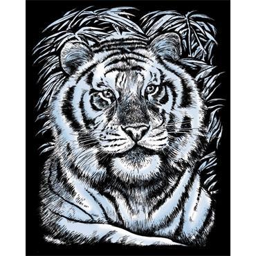 KSG Artfoil Silver - White