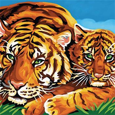 KSG PbN Lrg - Tigers