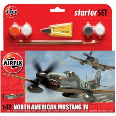 Starter Set - North American Mustang Mk.IV