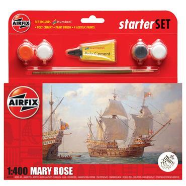 MARY ROSE STARTER SET 1:400
