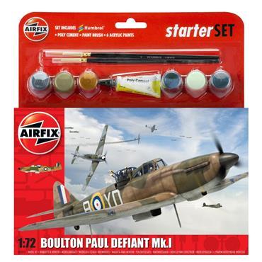 Starter Set - Boulton Paul Defiant Mk.I
