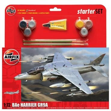 BAE Harrier GR.9A 1:72